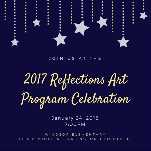 2017 Reflections Celebration